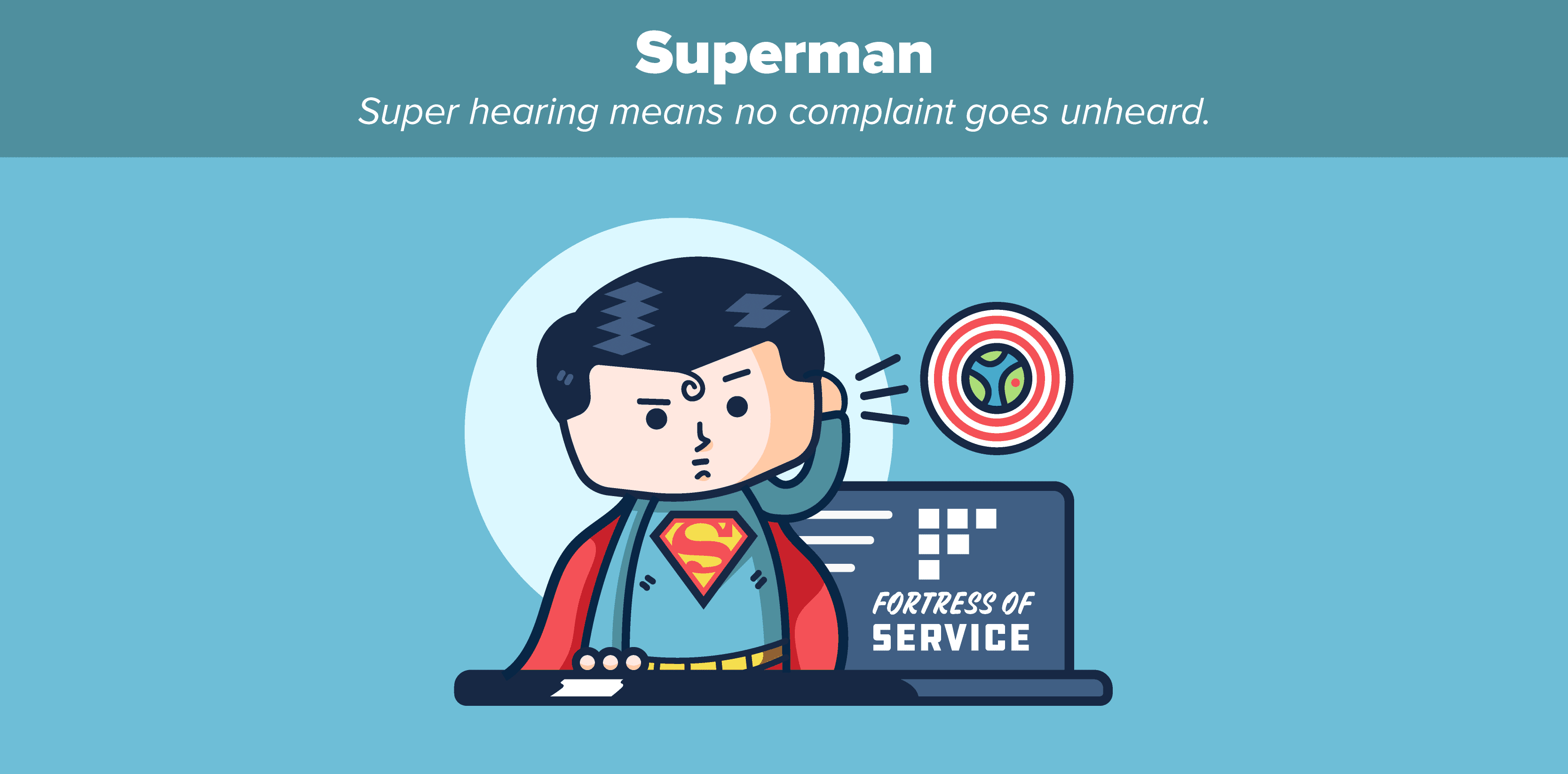 If Superheroes (and Villains) Worked in Customer Service | GetCRM