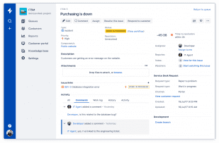 Jira Service Desk Project