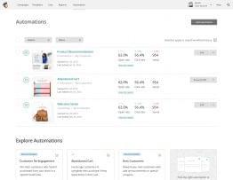 Mailchimp Automation Dashboard