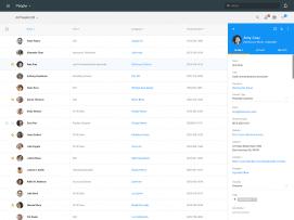 ProsperWorks Contact Overview