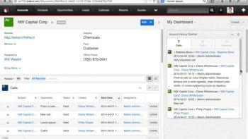SugarCRM Email Management