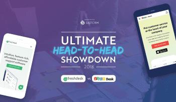Freshdesk vs Zoho Desk: The Ultimate Showdown in 2018