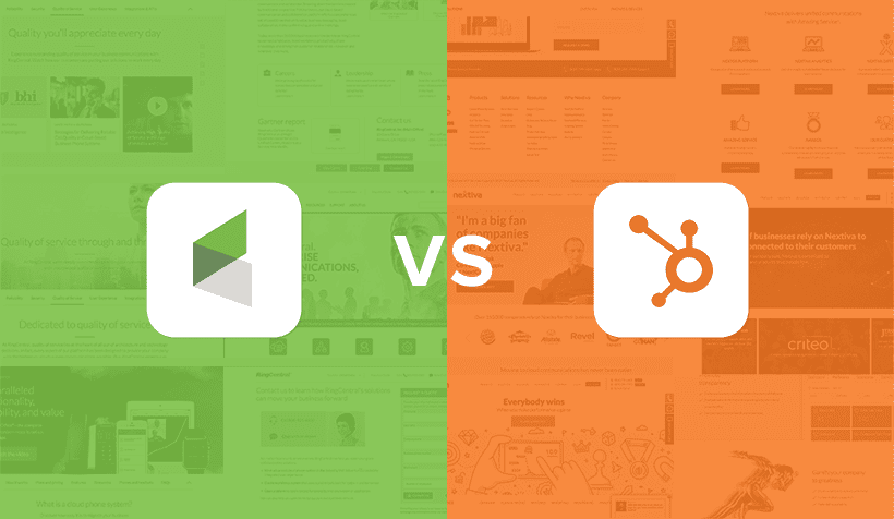 Infusionsoft vs. HubSpot: The Ultimate 2017 Comparison